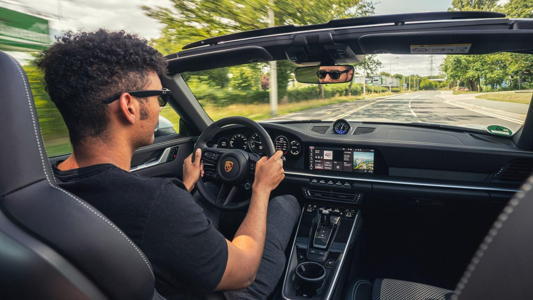 911 Targa 4S curtis drivin