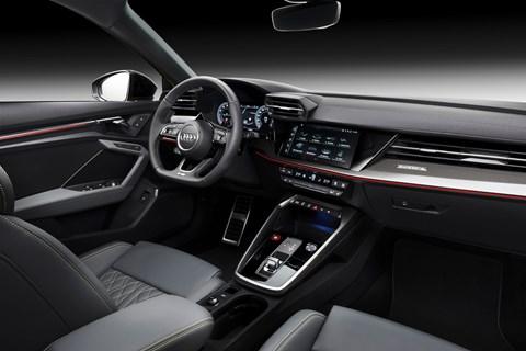 S3 interior