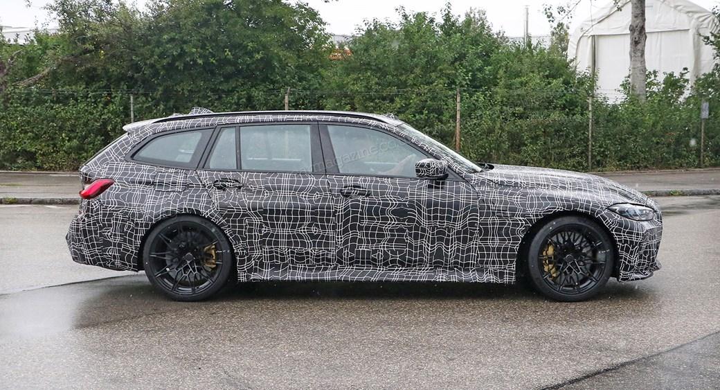 New 2022 BMW M3 Touring