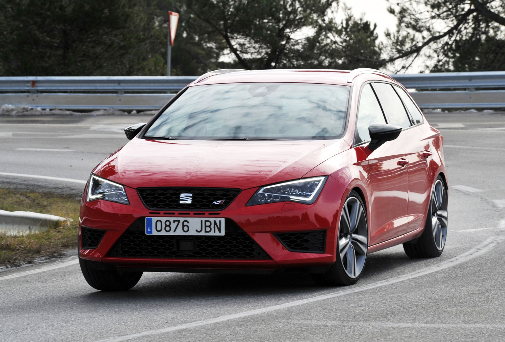 Seat Leon St Cupra 280 2015 Review Car Magazine