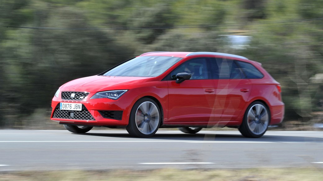 seat leon st cupra 280 (2015) review | car magazine
