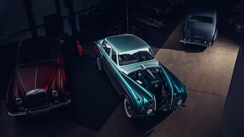 Lunaz restores classic cars, converting them to electric power