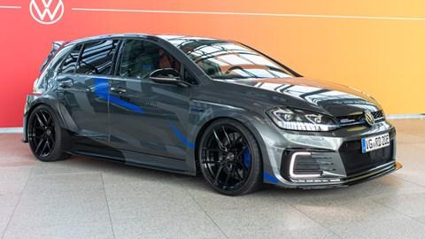 2020 Volkswagen Golf GTE HyRacer