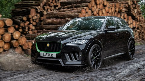Lister Stealth - plugging mud, a very unlikely scenario