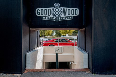 Goodwood track days post Covid