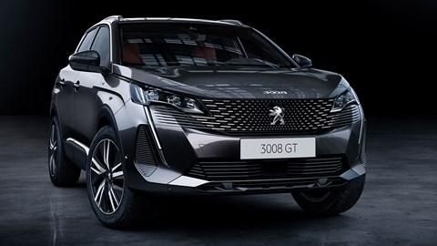Peugeot 3008 facelift 2020