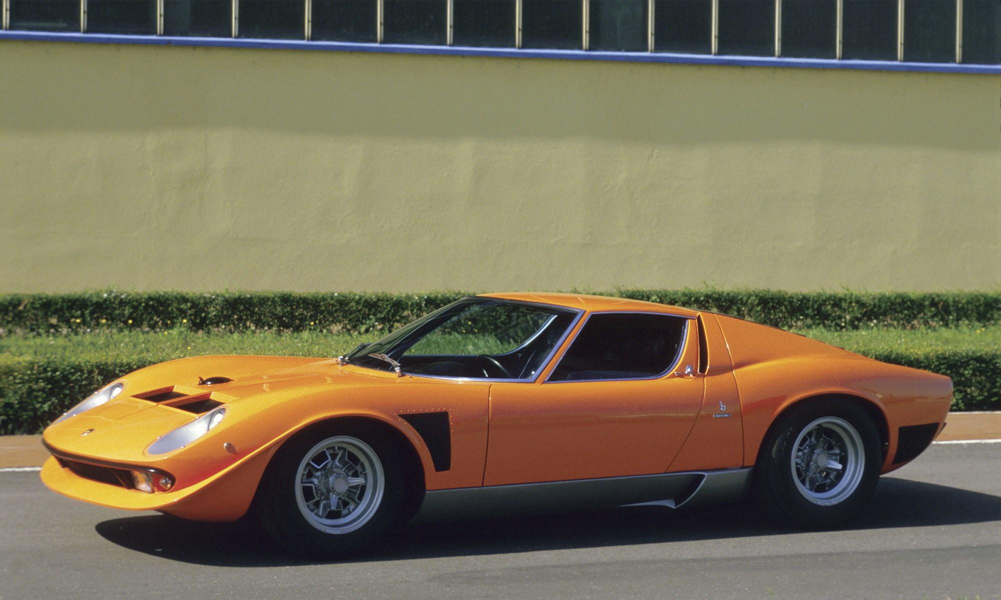 The CAR Top 10: wildest Lamborghinis | CAR Magazine