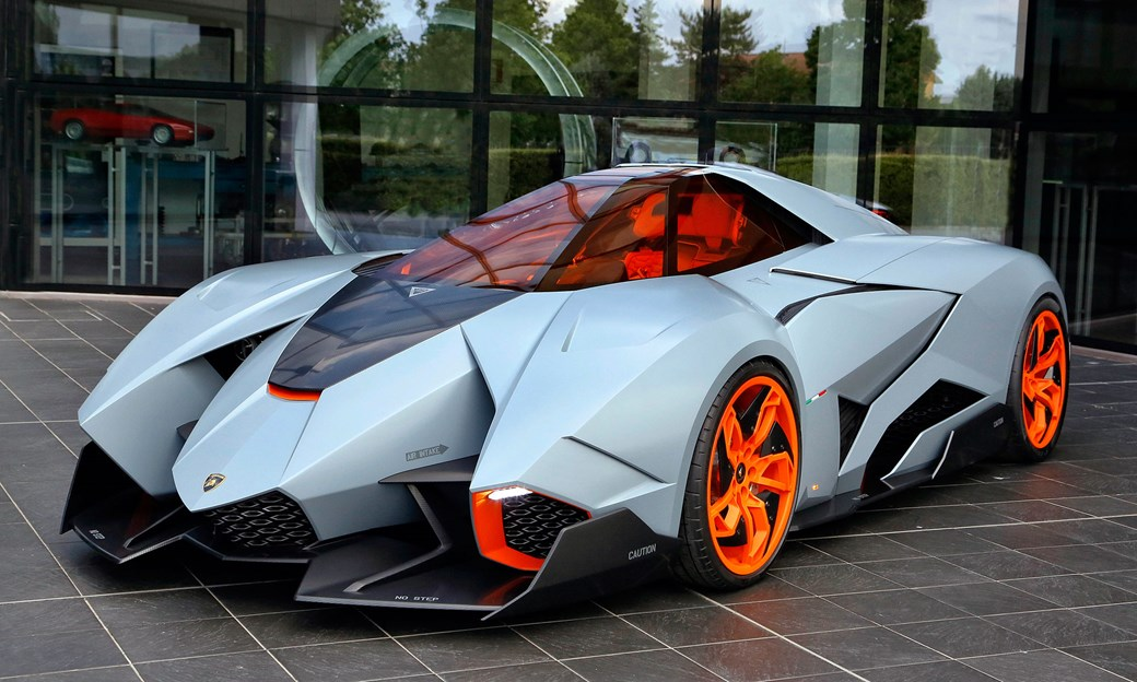 The Car Top Wildest Lamborghinis By Car Magazine