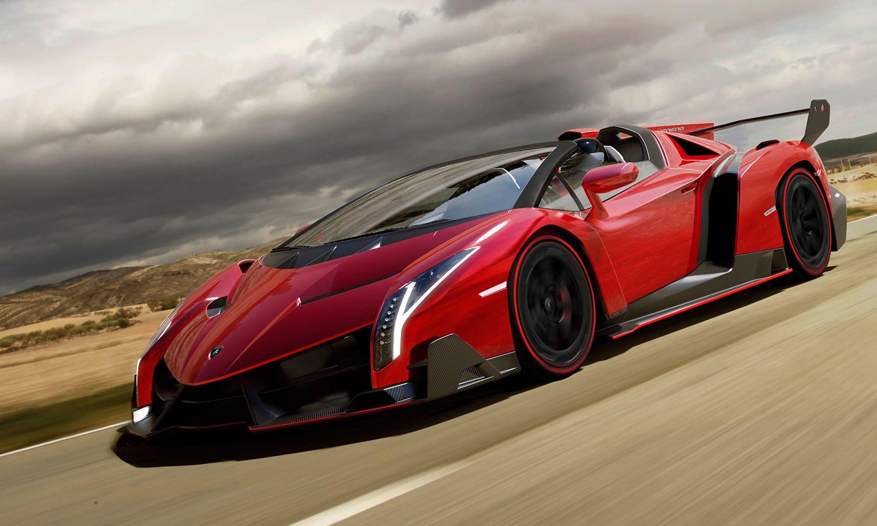 The CAR Top 10: wildest Lamborghinis by CAR Magazine