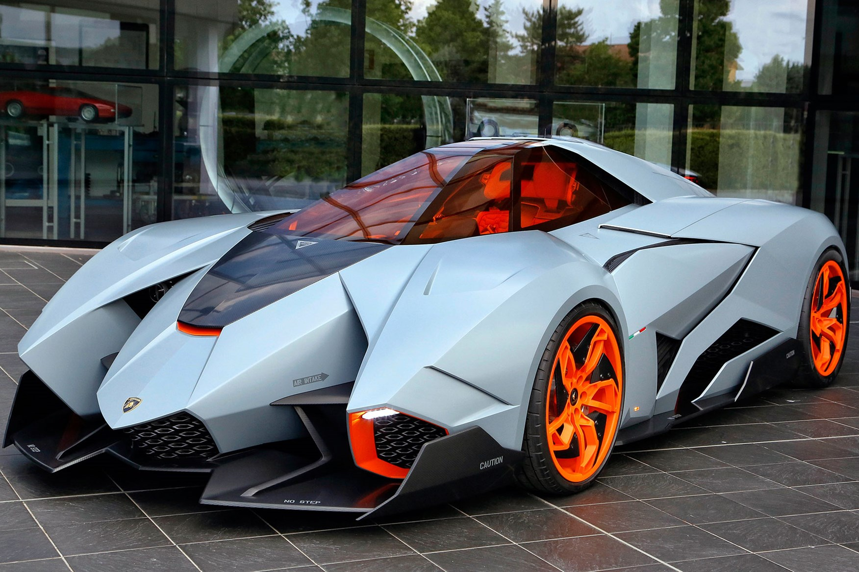 Lamborghini Jota Lamborghini Veneno Lamborghini Egoista Lamborghini Sesto  Elemento Lamborghini Aventador ...