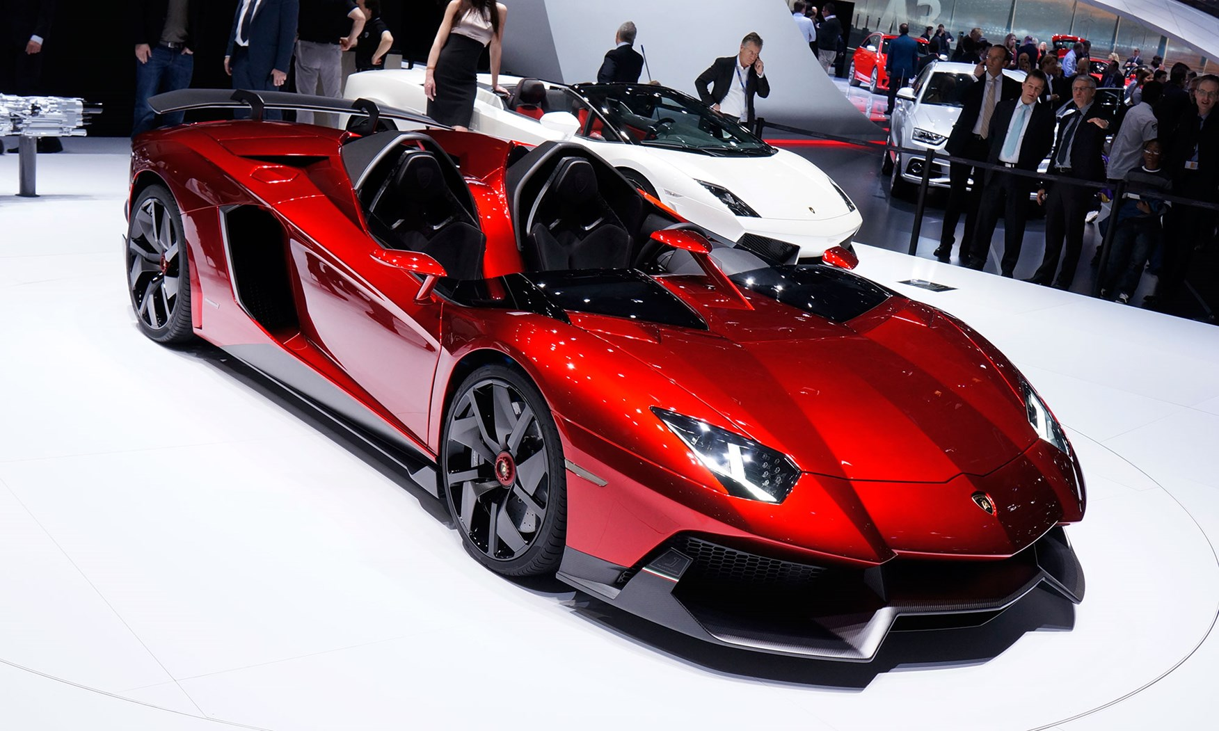 The CAR Top 10: Wildest Lamborghinis By CAR Magazine