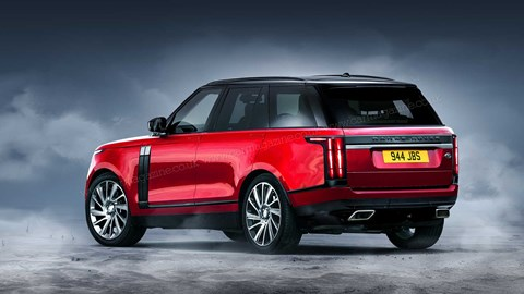 A stately look for the new 2021 Range Rover: a sober suit hides cutting-edge mechanicals