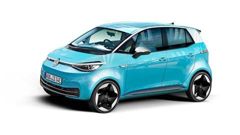VW ID.1: CAR magazine's artist impression by Avarvarii