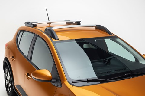 Sandero Stepway roof