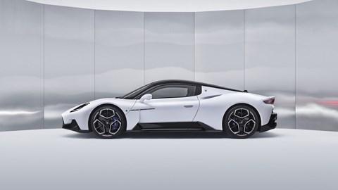Maserati 2020 front