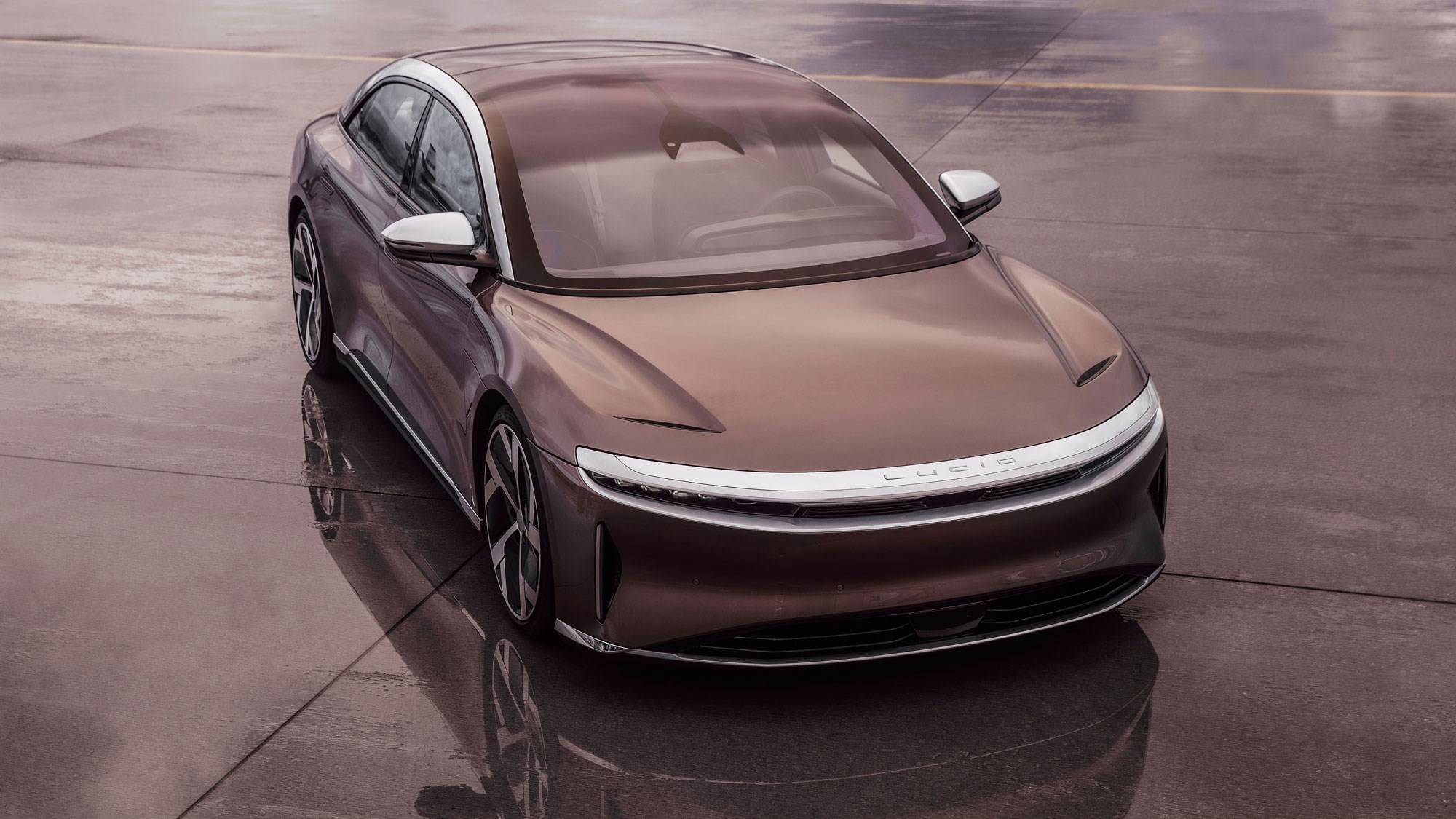 Lucid - Tesla Rival - Unveils New Air Sedan