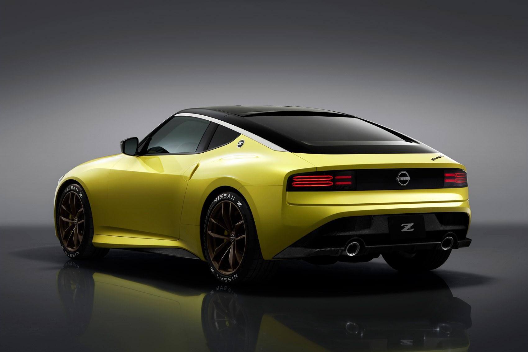 Nissan Z Proto Signals Next Z Sports Car Car Magazine