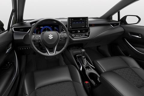 2020 Suzuki Swace interior