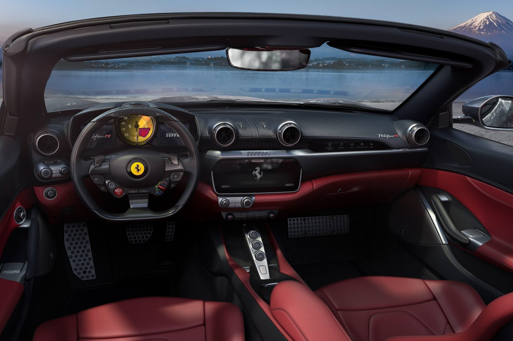 Ferrari Portofino M updated drop-top GT revealed
