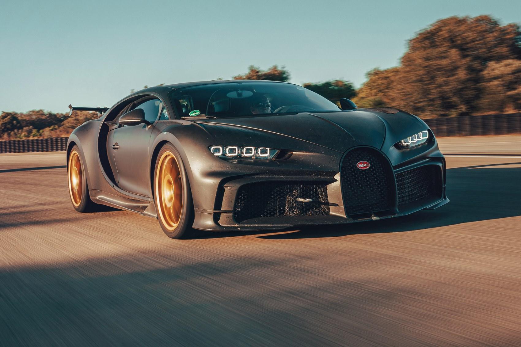Scoop Rimac Set To Acquire Bugatti Car Magazine