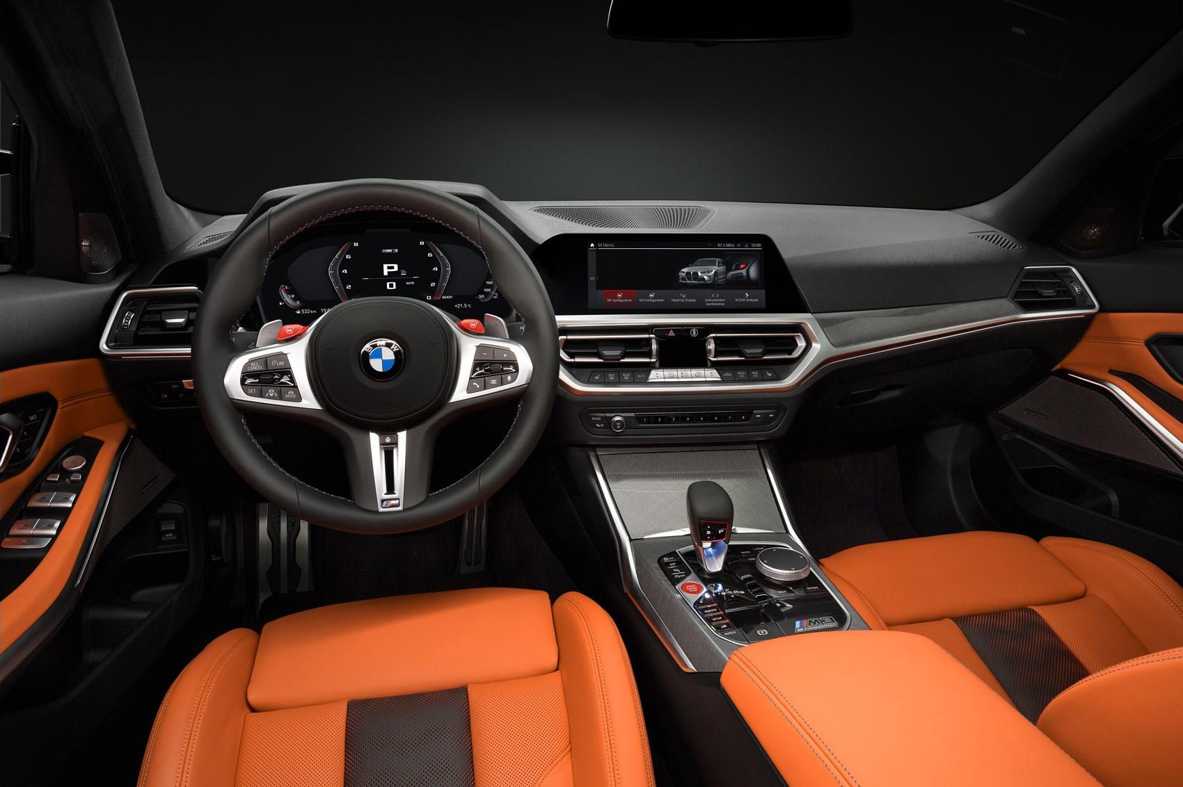 All New Bmw M3 Munich S Bruising Exec Finally Arrives Car Magazine