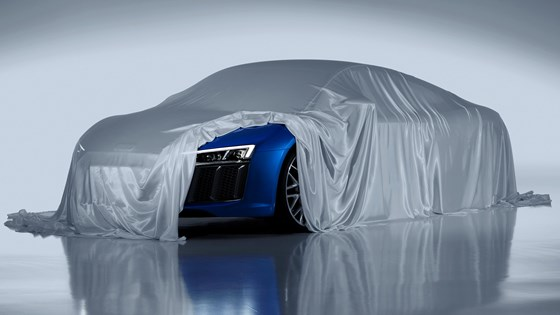 Audi R The New Supercars Laser Light Show CAR Magazine - Car laser light show