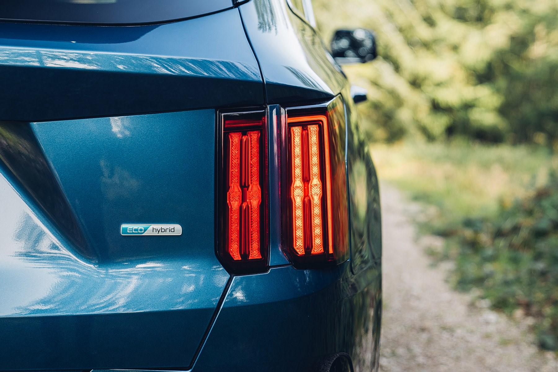 Kia Sorento 2020 rear lights