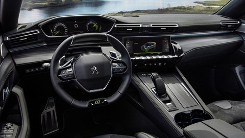 2020 Peugeot 508 Sport Engineered - interior