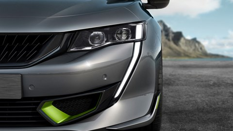 2020 Peugeot 508 Sport Engineered - detail