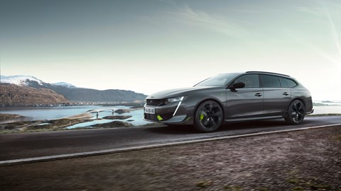 2020 Peugeot 508 Sport Engineered - tracking