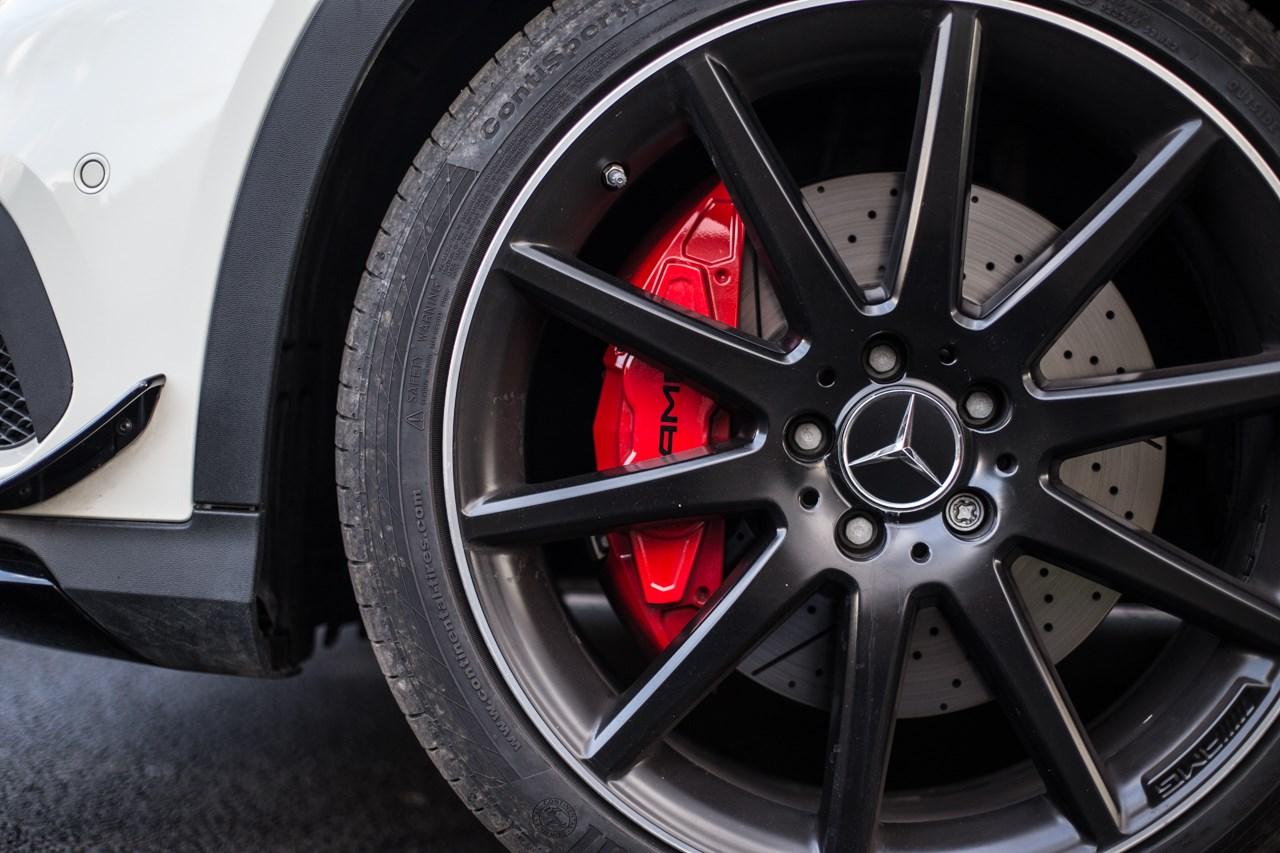 Mercedes GLA AMG Vs Audi RS Q Twintest Review By CAR Magazine - Audi car tires
