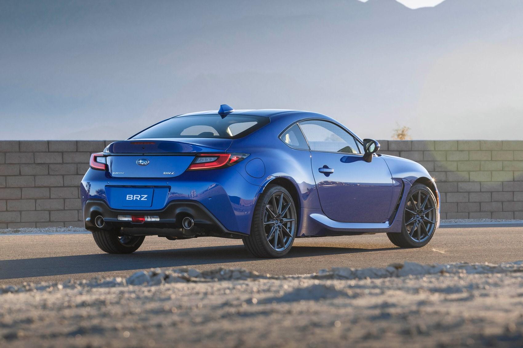 New Subaru BRZ: pictures and specs | CAR Magazine
