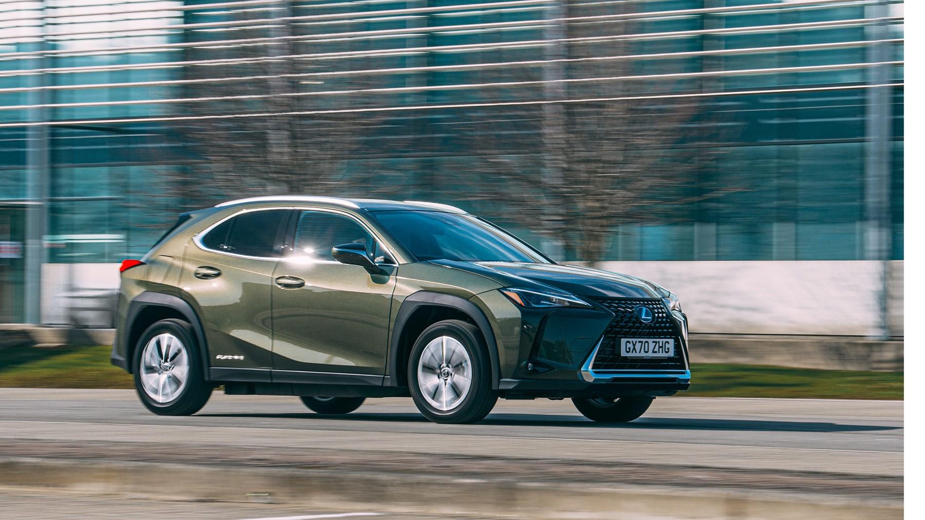 Lexus UX 300e electric car review