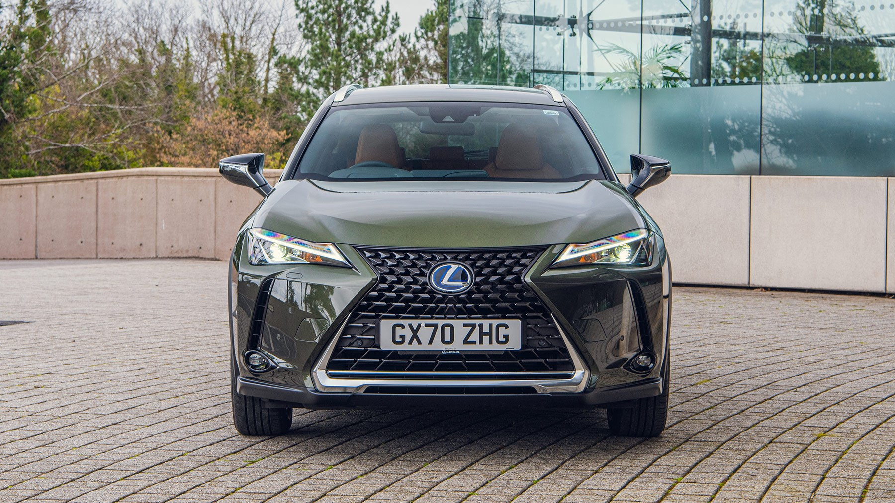 Lexus UX electric: the 300e tested in the UK