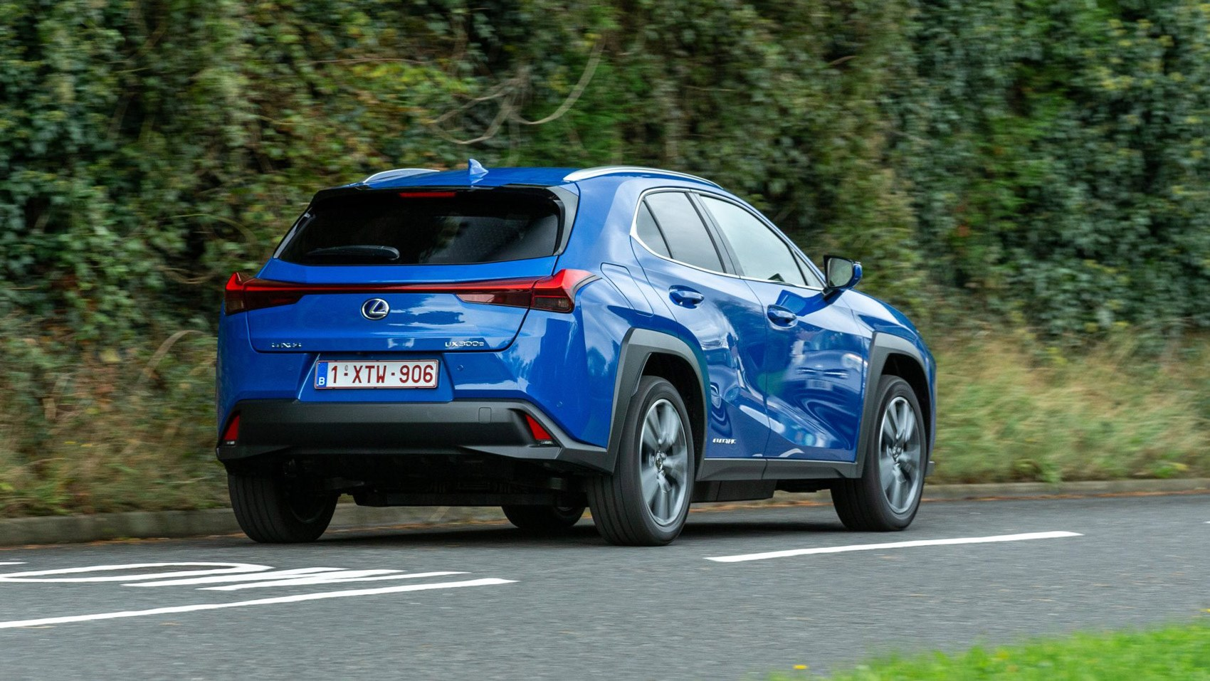 Lexus Ux 300e Electric 2020 Review Engage Zen Mode Car Magazine