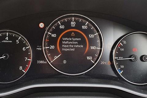 Mazda 3 ltt dials