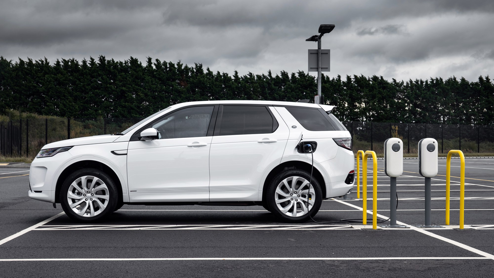 Land Rover Discovery Sport hybrid SUV review: our new PHEVourite