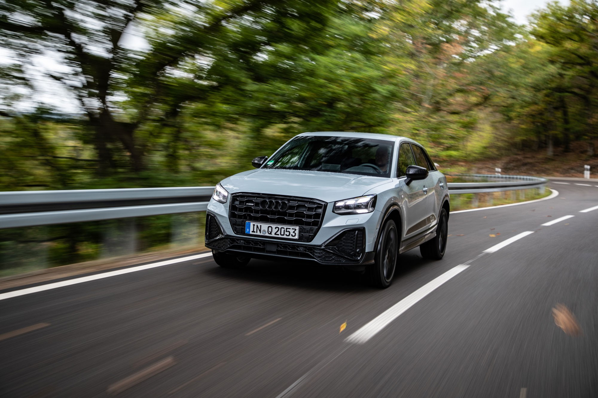 Audi Q2 facelift review: blink and you'll miss it