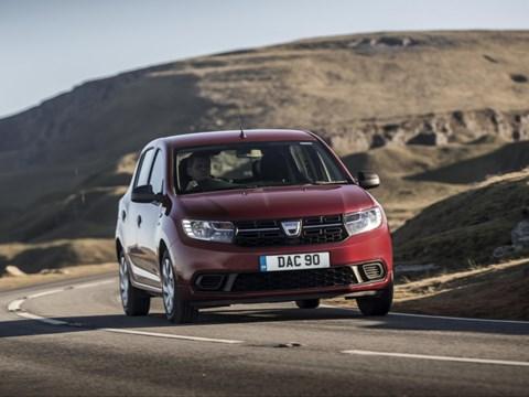 Dacia Sandero dynamic