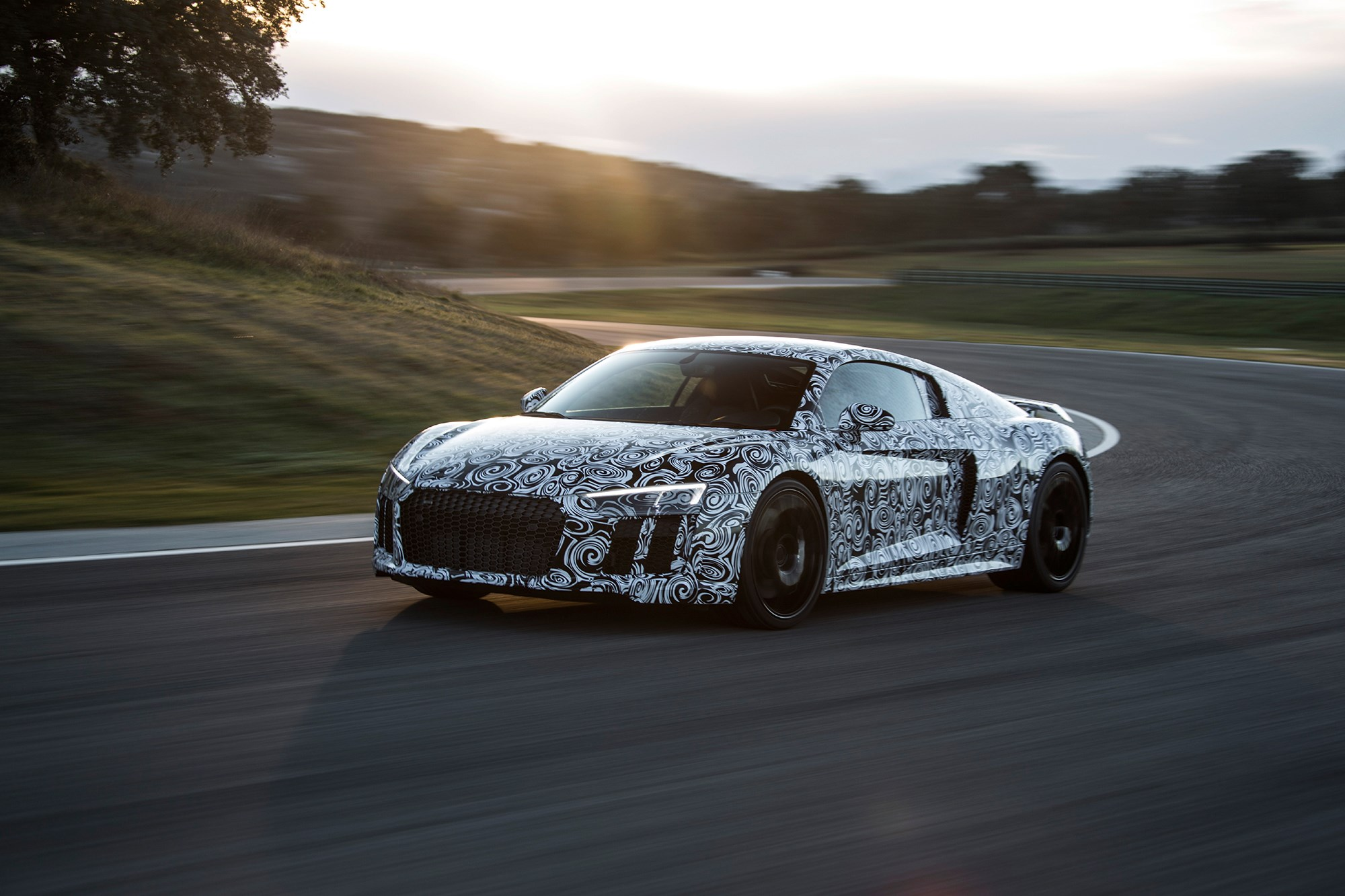 The New Audi R8 Is Moving Up A Gear: V10+ Sports 602bhp! CAR ...
