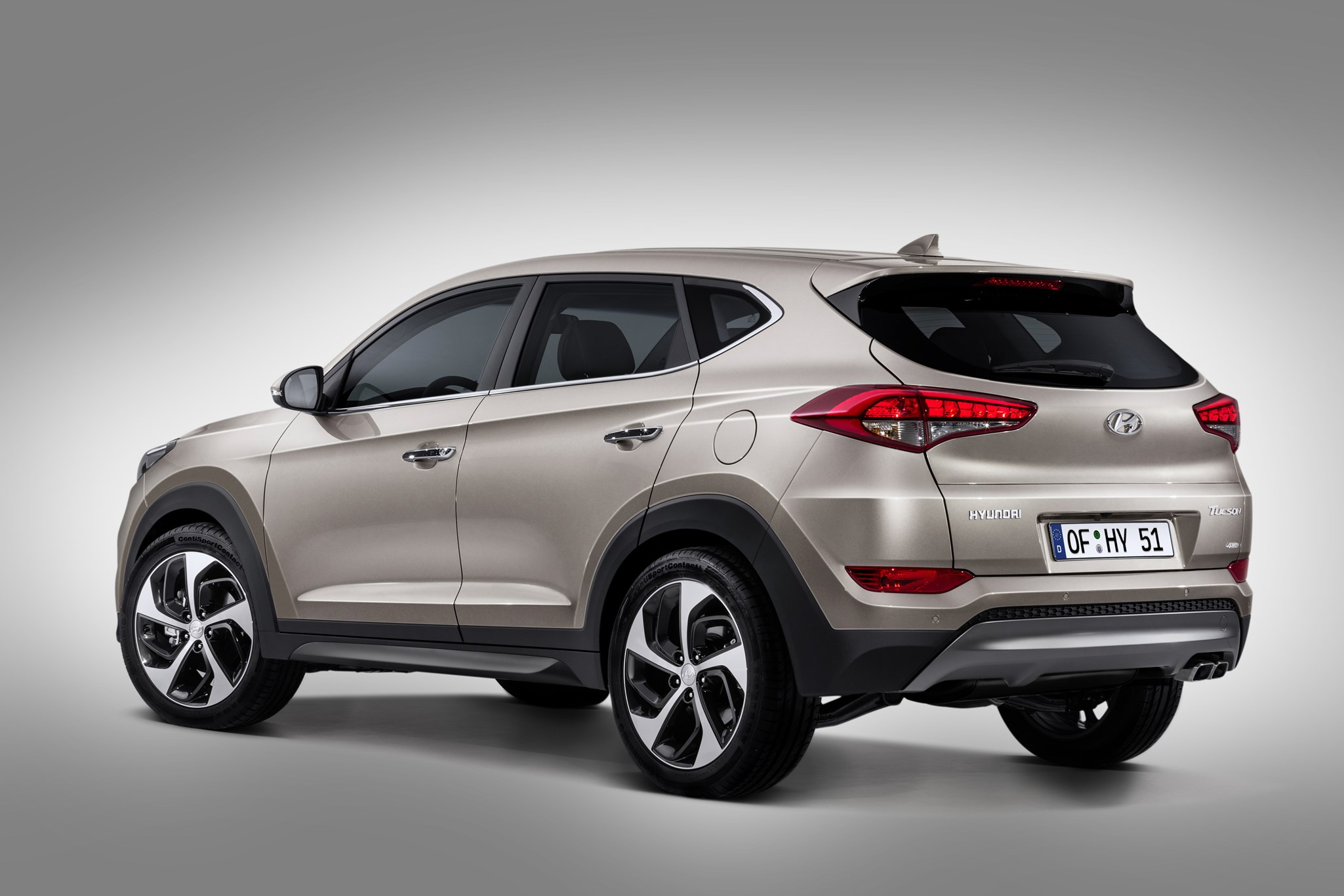 Hyundai Tucson Is Here To Challenge Qashqai Dominance By