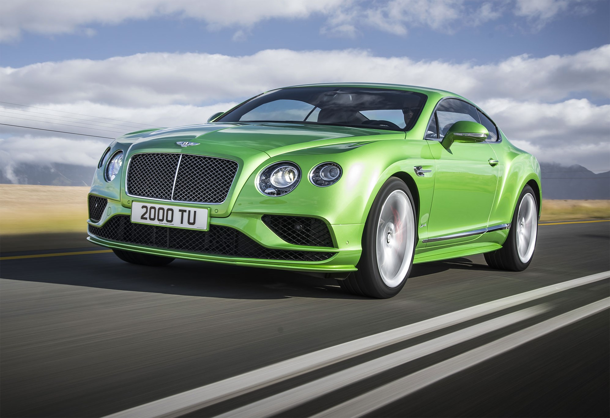 Bentley Continental Family Updated For 2015 By Car Magazine