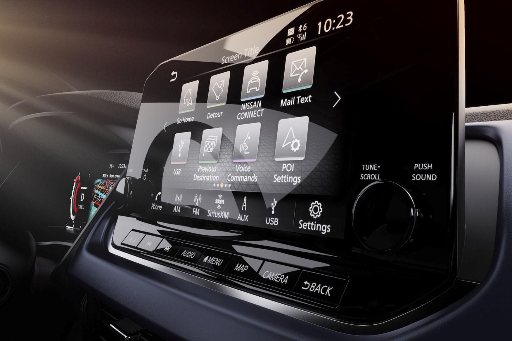 Nissan Qashqai Details So Far Car Magazine
