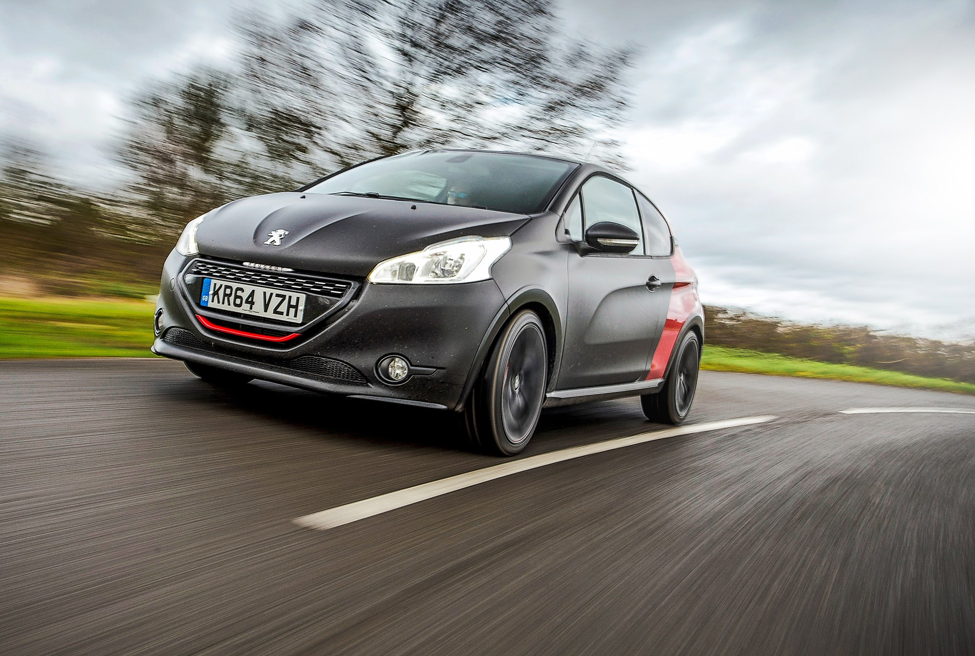 BMW Of Murray >> Peugeot 208 GTi 30th (2015) review | CAR Magazine