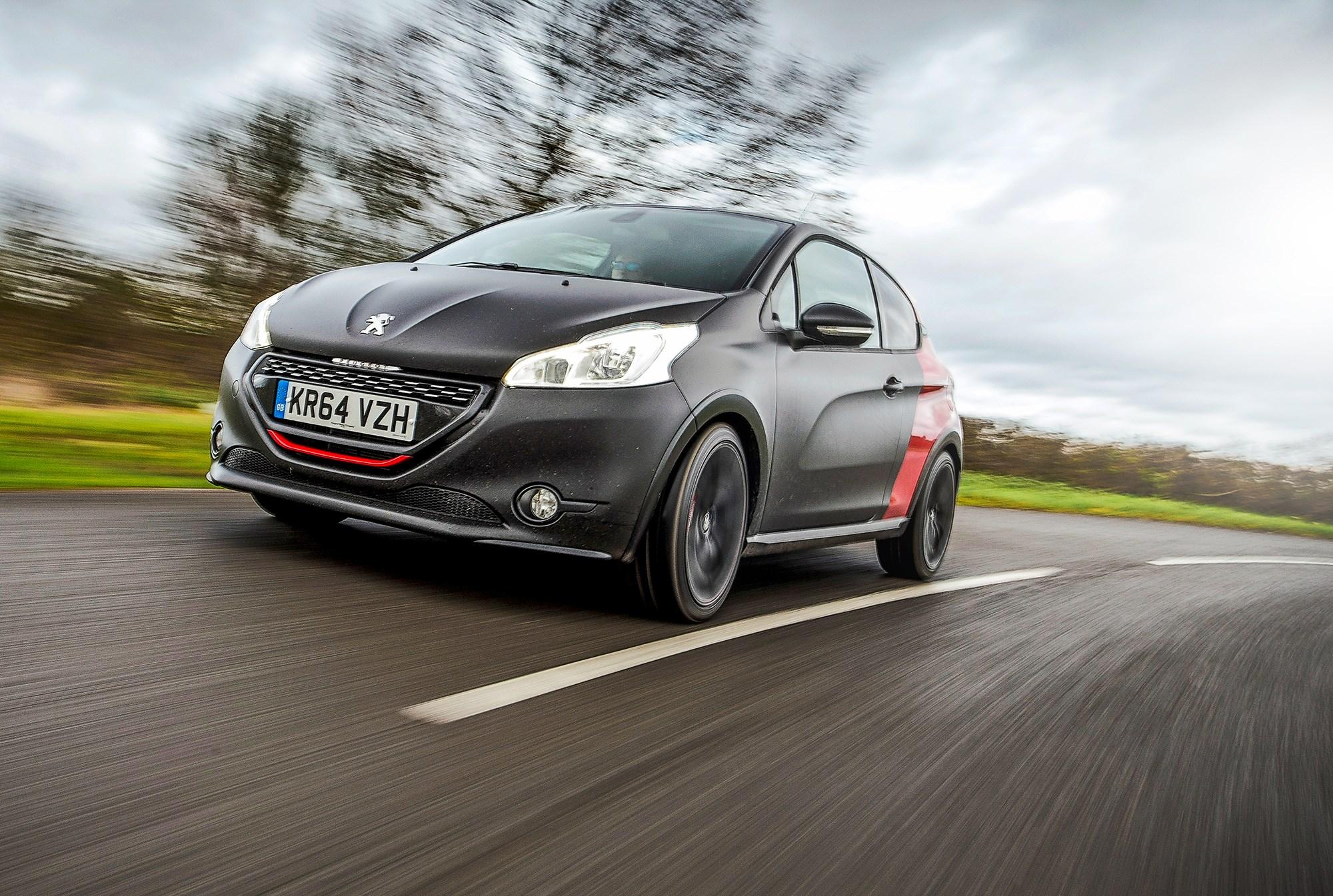 Peugeot 208 Gti 30th 2015 Review Car Magazine