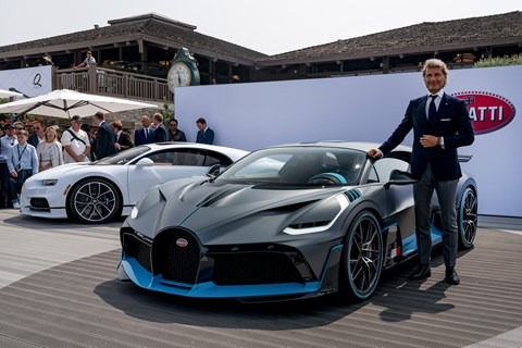 Stephan Winkelmann Bugatti