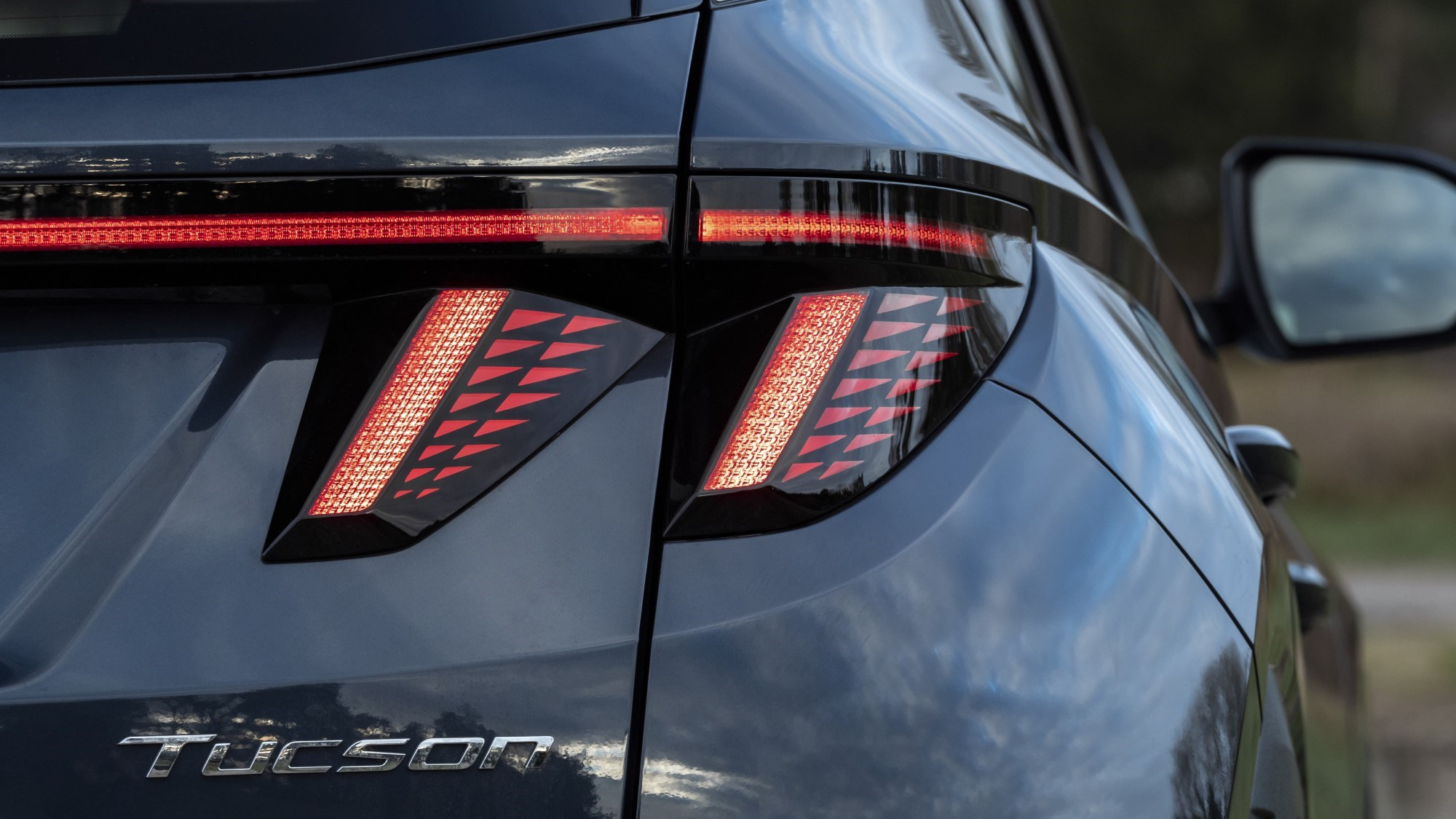 tucson rear light
