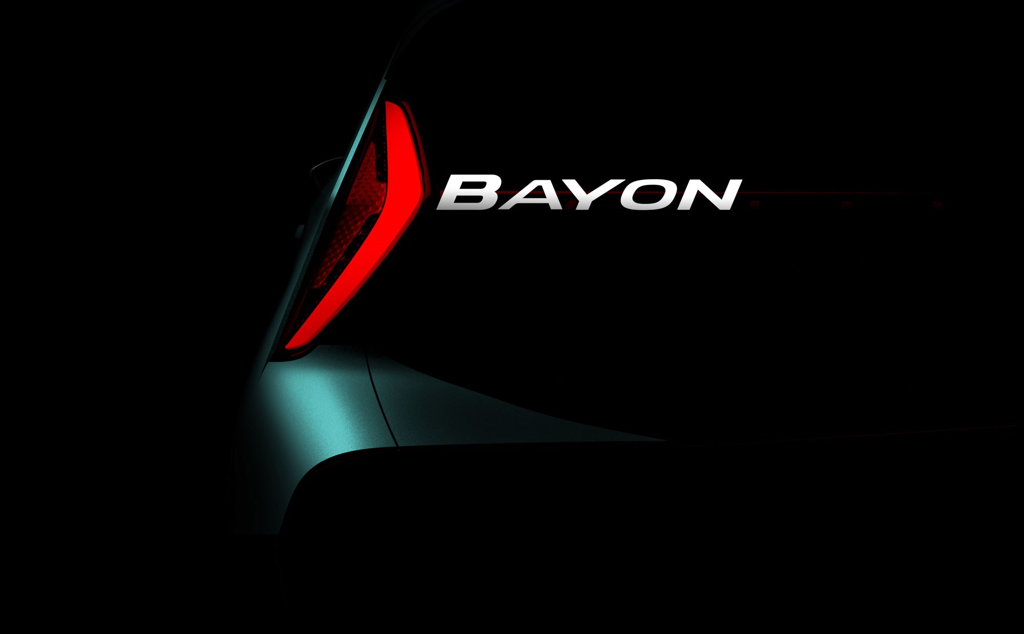 All-New Hyundai B-Segment SUV To Be Called The 'Bayon'