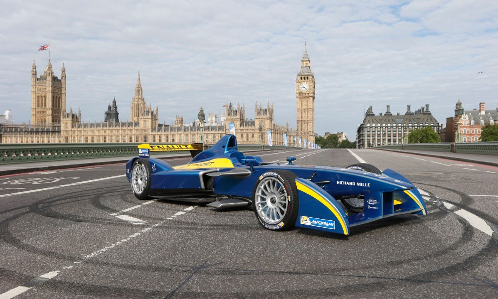 formula e approved to storm london s battersea park