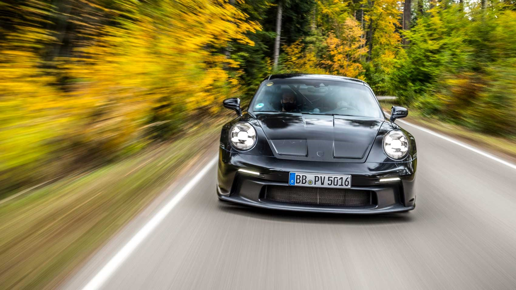911 gt3 proto front tracking